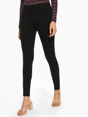 Cover Story Basic High Waist Leggings