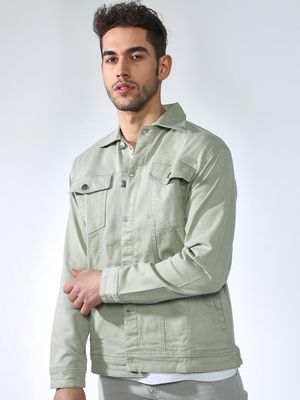 IMPACKT Basic Twin-Patch Pocket Jacket