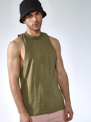 KOOVS Basic Sleeveless Vests