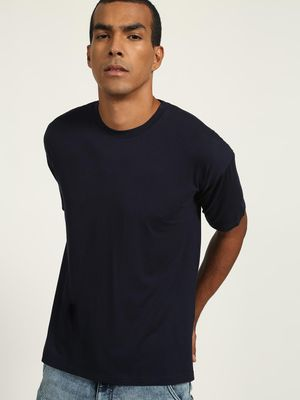 KOOVS Basic Slim Fit T-Shirts