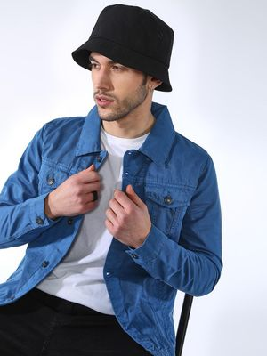 Blue Saint Twin Pocket Casual Jacket