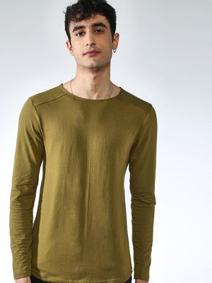 KOOVS Basic Long Sleeves T-shirt