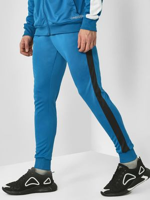 ONE/ZERO BY KOOVS Side Tape Training Joggers