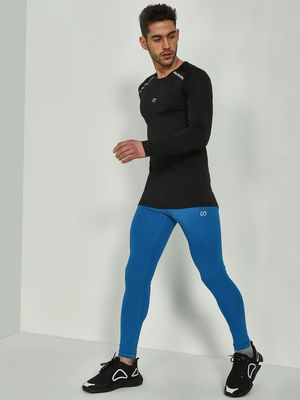 ONE/ZERO BY KOOVS Long Sleeve Training T-Shirt