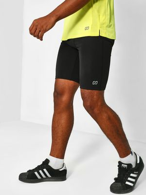 ONE/ZERO BY KOOVS Active Stretch Sports Shorts