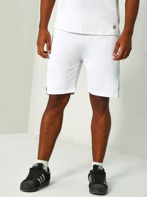 ONE/ZERO BY KOOVS Contrast Panel Sports Shorts