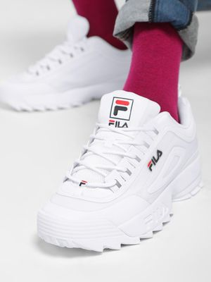 Fila Disruptor II No-Sew Trainers