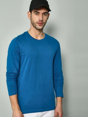 Blue Saint Smart Long Sleeves T-shirt