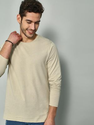 Blue Saint Smart Long Sleeves Crew Neck T-shirt