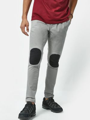 Kultprit Knee Patch Trousers