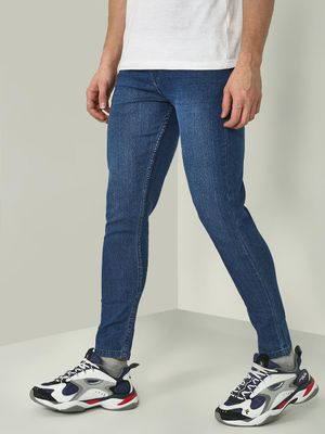 REALM Basic Stretchable Skinny Fit Jeans