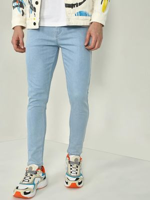 REALM Smart Skinny Fit Denim Jeans