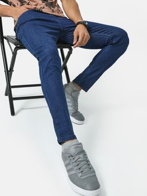 REALM Mid Rise Skinny Fit Jeans