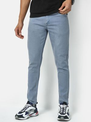 REALM Light Wash Denim Jeans