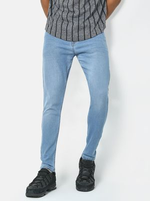 REALM Light Wash Stretchable Jeans