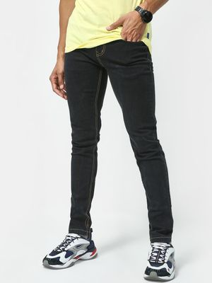 REALM Smart Mid-Rise Denim Jeans