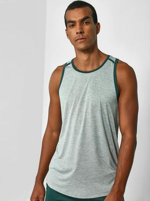 ONE/ZERO BY KOOVS Contrast Trim Training Vest