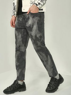 Blue Saint Tie-Dye Regular Fit Jeans