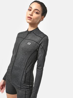 ONE/ZERO BY KOOVS Zip-Through Training Jacket