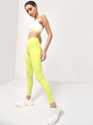ONE/ZERO BY KOOVS Active High Waist Leggings