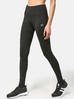 ONE/ZERO BY KOOVS High-Waist Stirrup Training Leggings