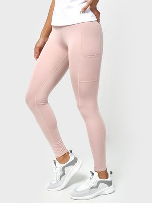 ONE/ZERO BY KOOVS High Waist Active StretchLeggings