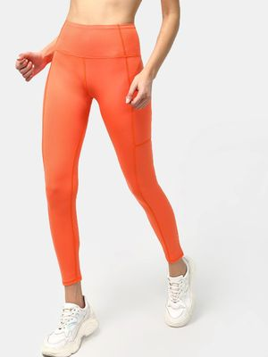 ONE/ZERO BY KOOVS Side Panel Training Leggings
