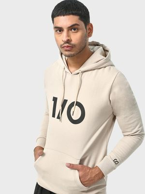 ONE/ZERO BY KOOVS Kangaroo Pocket Training Hoodie