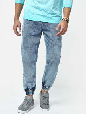 Blue Saint Acid Wash Jeans