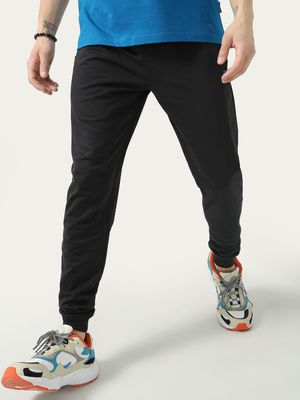 Blue Saint Smart Logo-Print Jog Pants