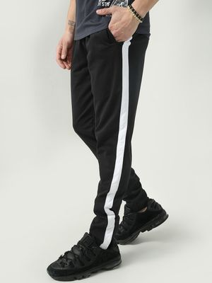 Blue Saint Side Tape Joggers