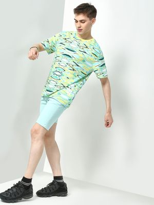 Blue Saint Essential Slim Fit Shorts
