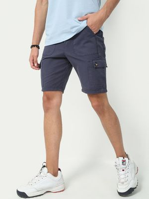 Blue Saint Smart Utility Pocket Shorts