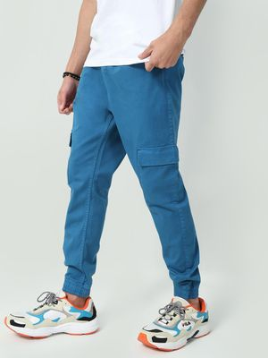 Blue Saint Overdyed Utility Pocket Joggers