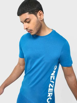 ONE/ZERO BY KOOVS Split Hem Training T-shirt