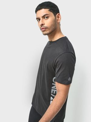 ONE/ZERO BY KOOVS Crew Neck Training T-shirt