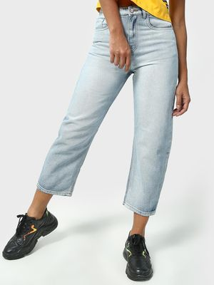Freakins Loose Fit Denim Jeans