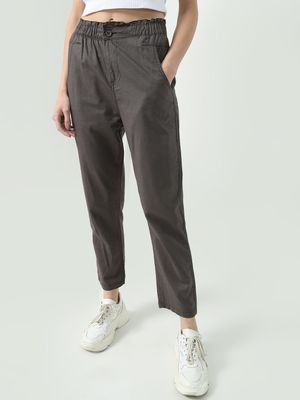 Freakins Smart Paperbag Trousers