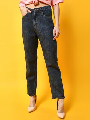 Freakins High Waist Casual Jeans