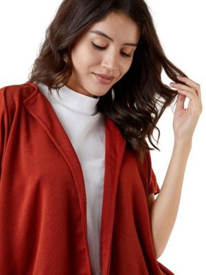 MERAKI Front Open Collar Jacket