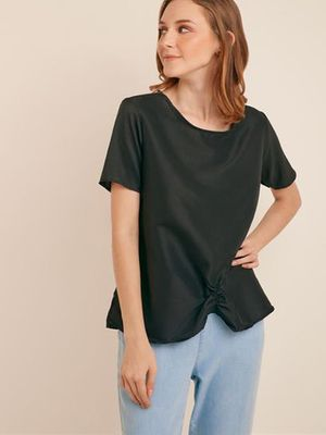 MERAKI Smart Round Neck Top