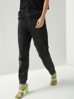 KOOVS Casual Regular Fit Jeans
