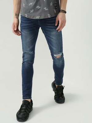 IMPACKT Ripped Distressed Skinny Fit Jeans