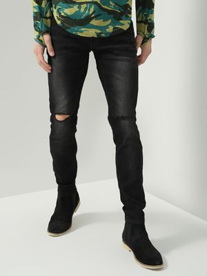 IMPACKT Ripped Knee Skinny Fit Jeans