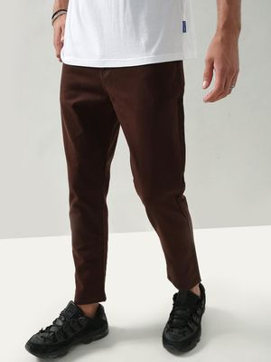 REALM Ankle Length Slim Fit Jeans