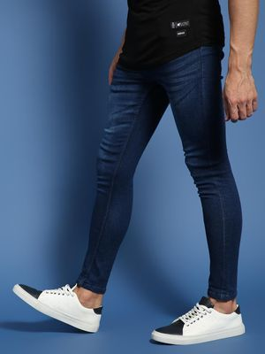IMPACKT Mid Rise Distressed Jeans