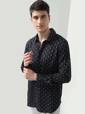Oxolloxo Essential All Over Print Shirt
