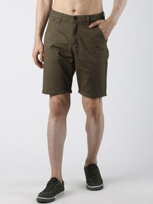 Blue Saint Classic Regular Fit Shorts