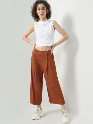Oxolloxo Essential Button-FrontCulottes