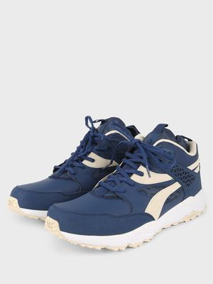 361 Degree Contrast Panel Running Shoes